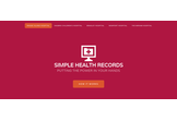 Simple Health Records