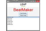 Leap Motion BeatMaker